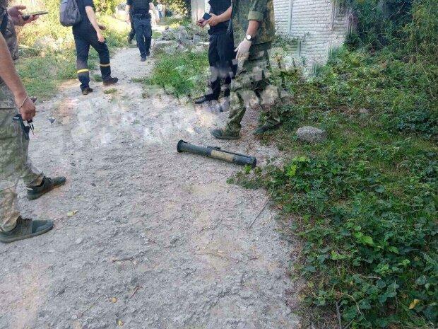 гранатомет / фото: Днепр оперативный