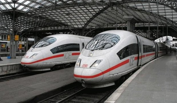 У Німеччині на тиждень зупиняться пасажирські потяги