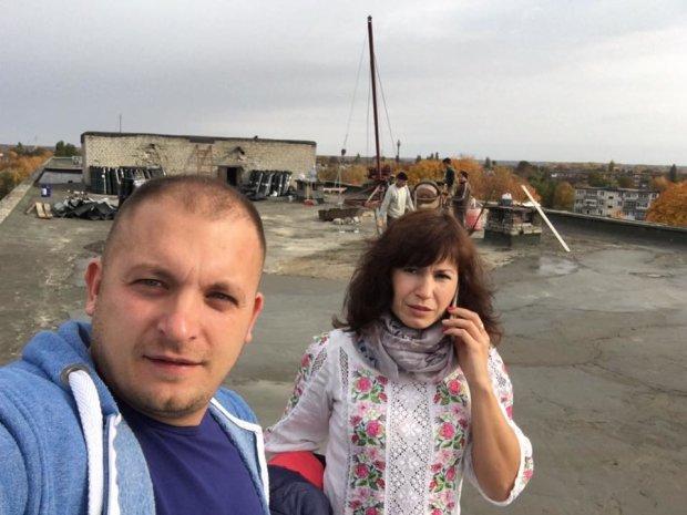 Міський голова Конотопа Артем Семініхін