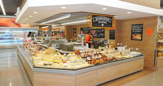 Супермаркет Varus, фото с сайта самого супермаркета
