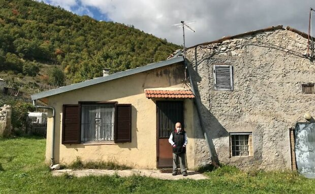 Деревня в Италии, фото Европа сегодня