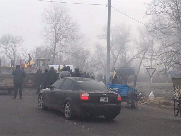 Схватка в Полтавской области, фото: Украина сейчас