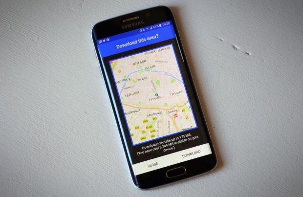 Google Maps підготував сюрприз для українцiв