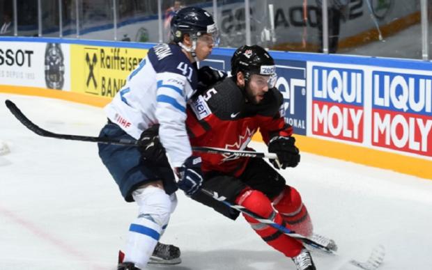Канада - Финляндия 5:2 Видео лучших моментов матча ЧМ-2017 по хоккею