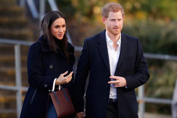 Меган Маркл і принц Гаррі: історія кохання на красномовних фото
