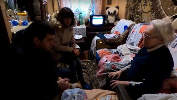 """У Харкові старенькі змушені виживати на жебрацькі пенсії, українці збунтувалися: """"Зеленський, прийом"""""""