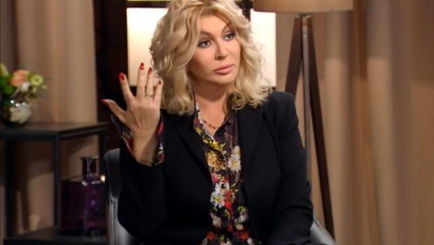 Ирина Билык, скриншот из видео