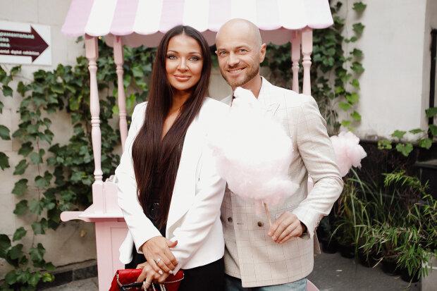 Влад Яма с женой Лилией
