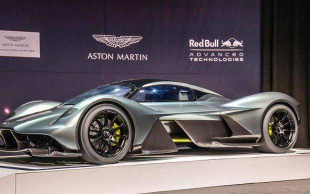 Вы еще не видели? Названы самые дорогие авто мира