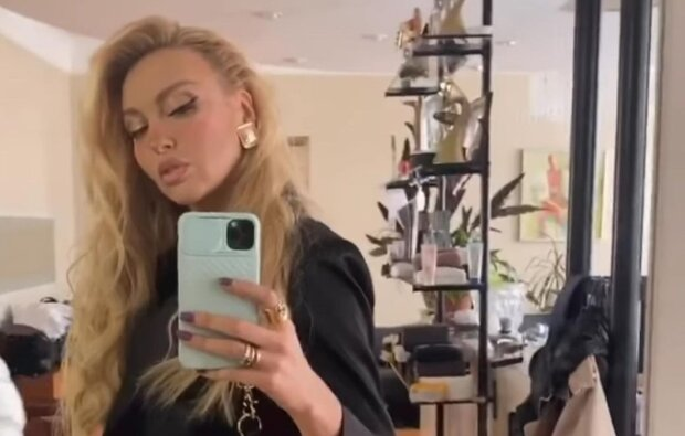 Оля Полякова, фото с Instagram