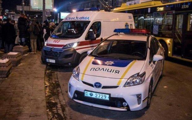 Кровавая Лига Чемпионов: болельщики устроили побоище в центре Киева