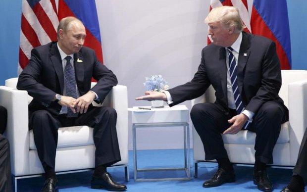 У США Трампа замінили на Путіна: фото