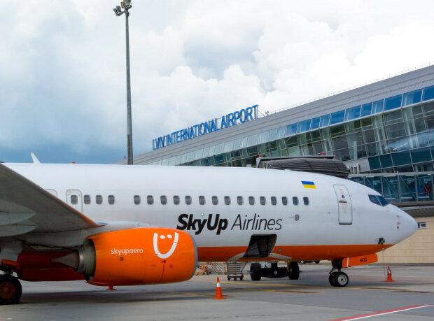 SkyUp, фото: Центр транспортних стратегій