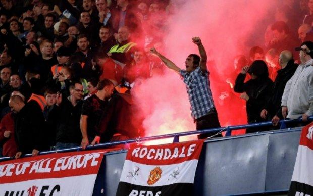 В Бельгии будут арестовывать фанатов Манчестер Юнайтед без билетов