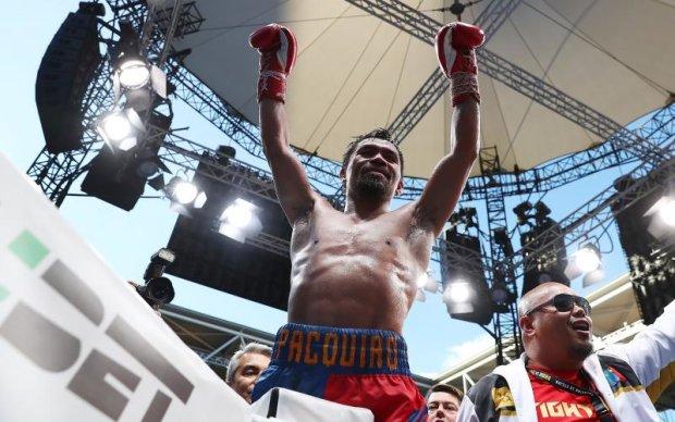 Тренер розповів про майбутнє Пакьяо в боксі