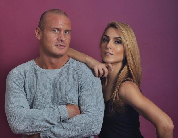 В'ячеслав та Марина Узєлкові офіційно не пара: Наше життя було зіткане з різних випробувань і перешкод