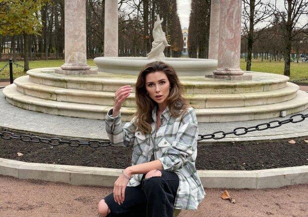 Анна Заворотнюк, фото з Instagram