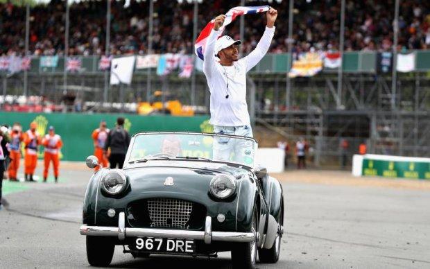 Формула-1: Гемільтон виграв Гран-прі Великобританії