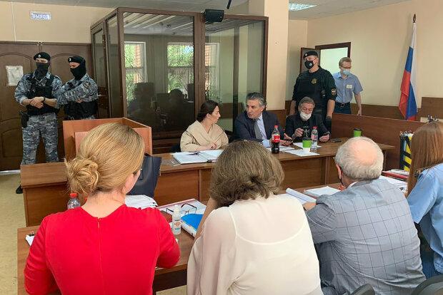 Фото: прес-служба Пресненського суду Москви