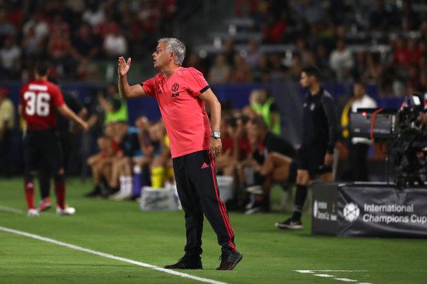 Моуринью поскандалил с очередной звездой Манчестер Юнайтед