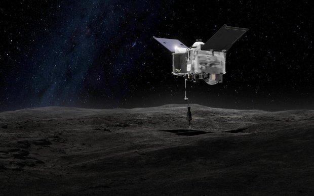 Сигнал спіймано: NASA почали пошуки джерела життя на найдавнішому астероїді