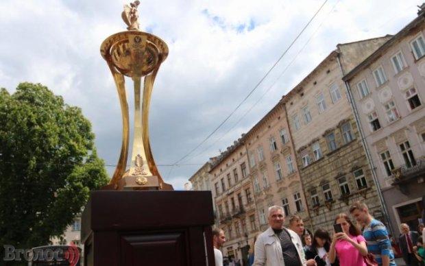 Стало відоме жеребкування першого раунду Кубка України