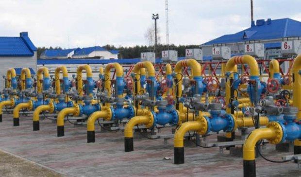 Україна збільшила запаси газу в сховищах