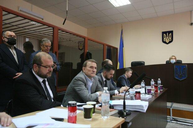 Віктор Медведчук: Сьогоднішній суд довів, що мають місце політичні переслідування і фабрикація кримінальної справи з боку влади