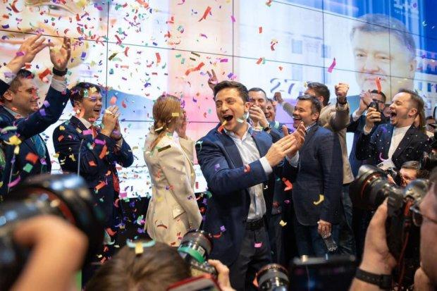 Володимир Зеленський - президент України: у ЦВК порахували 100% голосів виборців