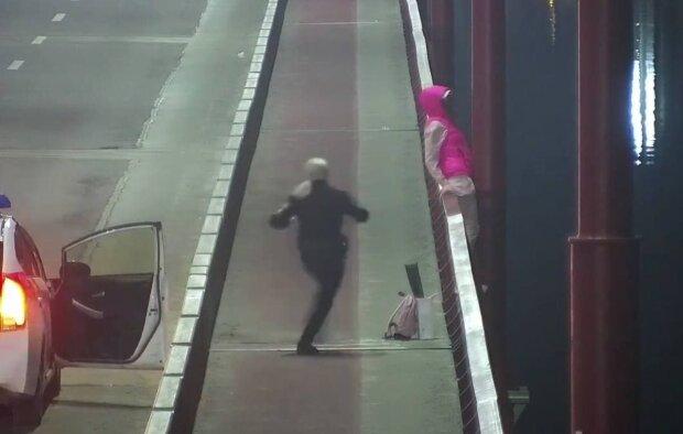 Порятунок / скріншот з відео