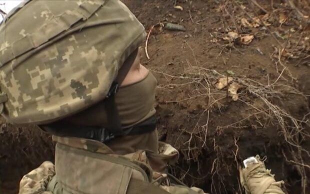 Донбасс, кадр из видео