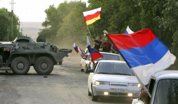 Тбілісі сподівається, що Кремль залишить Абхазію і Осетію в спокої