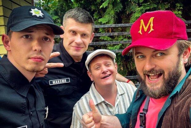 Дзідзьо та Євген Сморигін, фото: Instagram