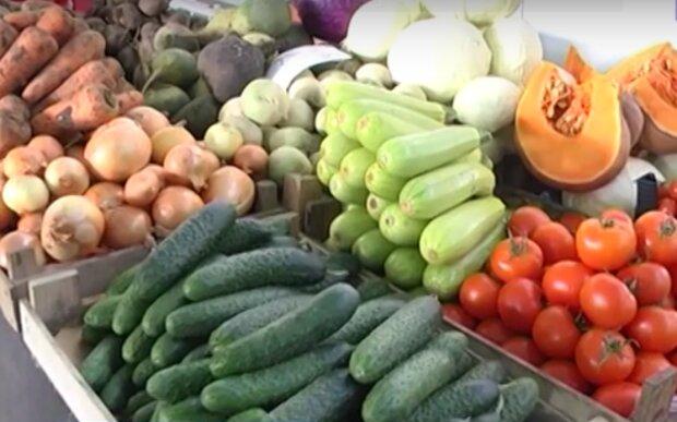 Цены на продукты, скриншот из видео