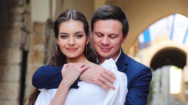 Таємнича дружина Дмитра Комарова розкрилася в мережі: інтригуюча публікація