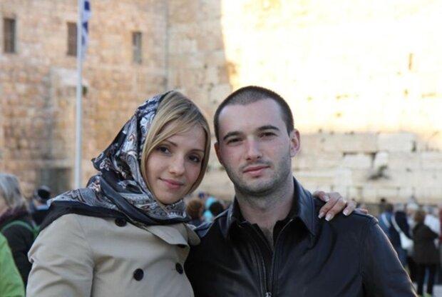 Евгения Тимошенко с мужем, фото с Facebook