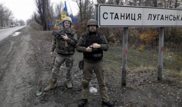 У Станиці Луганській отримав поранення військовий