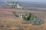 """Українські пілоти на МІ-24 """"вибили"""" бойовиків з лісу: потужне відео від першої особи"""