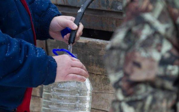 Мийтеся в Дніпрі: київські вулиці надовго залишаться без води