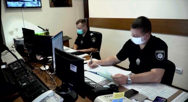 Полиция, фото: скриншот из видео
