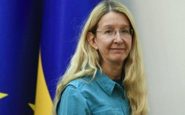 Навіть вона не вірить в українську медицину: Супрун застрахувала власне життя