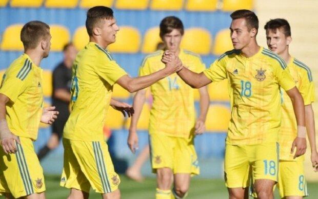 Юношеская Украины по футболу вышла в финальную часть Евро-2017