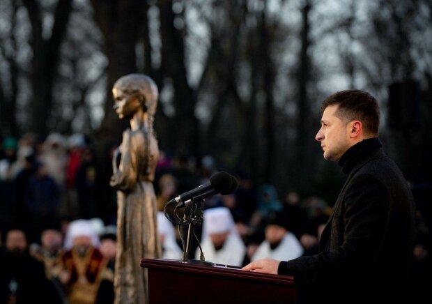 """Зеленський влип у гучний скандал через Голодомор: """"Просто плювати..."""", фотофакт"""