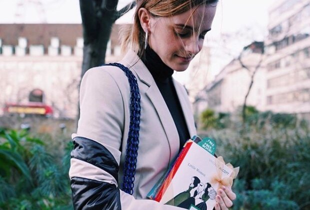 Эмма Уотсон, фото Іnstagram