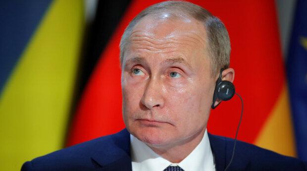 """Российский скандал с украинским """"Слугой народа"""": Путин стал героем едкой карикатуры"""