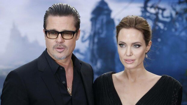 Розовое шампанское после скандального развода: Брэд Питт и Анжелина Джоли снова воссоединились