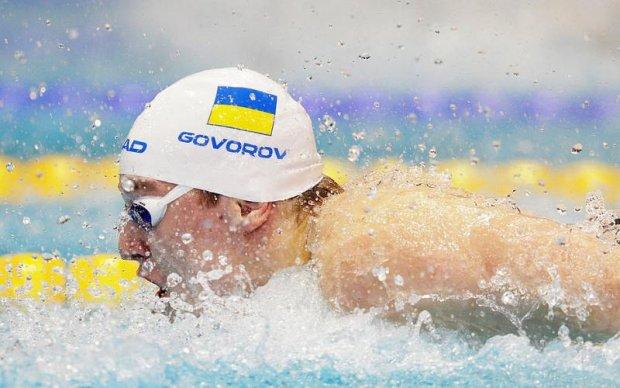 Плавець Говоров завоював третю для України медаль на чемпіонаті Європи