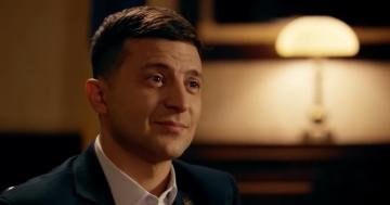 Зеленський висловився про завершення кар'єри, санкції, Михалкова і Крим