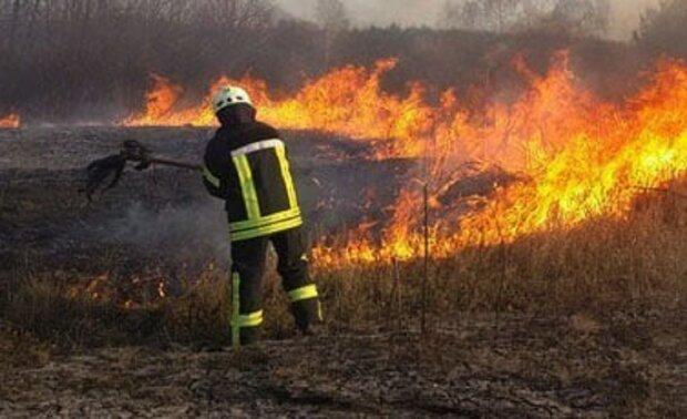 Пожежа, зображення ілюстративне: Facebook ДСНС Львівської області