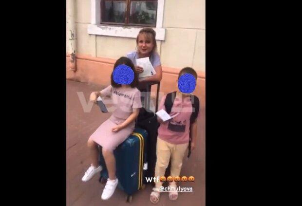 """Харків'янку з дітьми розвернули на кордоні, Туреччина - бувай: """"Україно, йди-но ти в *упу!"""""""